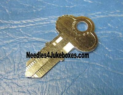 PR501 - PR520 Soda Machine Cabinet Key fits Vendo, VMC & More
