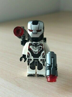 Mint 2019 Super Heroes Marvel Avengers Endgame War Machine MiniFigure 76124 +67&