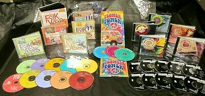 23 CD SET Time Life Singers & Songwriters FLOWER POWER The Folk Years