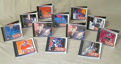 Rare 12 CD Set TIME LIFE Guitar Rock Collection 60s 70s 80s SOUNDS Of The