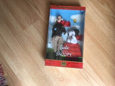 Barbie and Snoopy Collector Edition Doll (2001),
