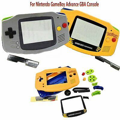Hard Case Housing Shell Kit Set for GameBoy Advance GBA Console Replacement Part