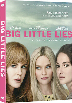 |1314560| Big Little Lies (3 Dvd) - Big Little Lies [DVD] Sigillato
