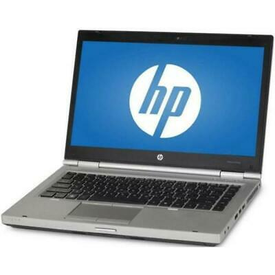 Refurb HP EliteBook 8470p C9Y33UQ Notebook PC - Intel Core i5-3320M 2.6 GHz Dual