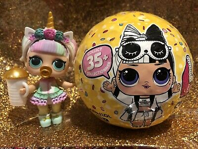 1 LOL Surprise Confetti Pop Lil Little Sister Doll Ball Series 3 Wave 1 Sealed