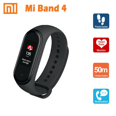 Xiaomi Mi Band 4 Smart Bracelet Fitness Tracker Monitor Waterproof Wristband
