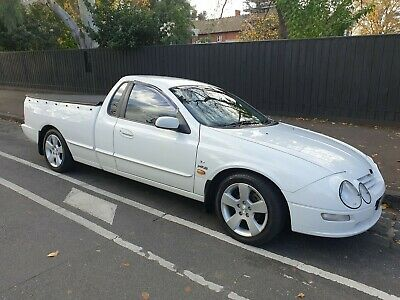 2001 Ford au2 xr8 tickford ute
