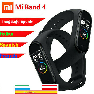 Xiaomi Mi Band 4 Wasserdicht Color Screen Smart Bracelet Fitness Tracker Italian