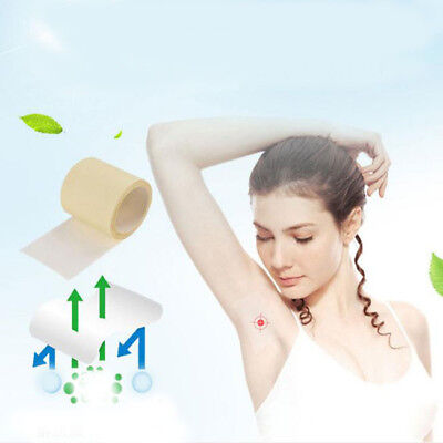 1 Roll Underarm Armpit Anti-Perspirant Sticker Disposable Prevent Sweat Pads HY