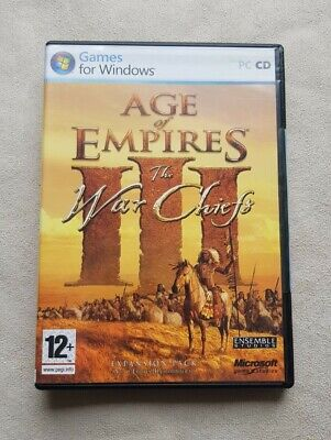 Age of Empires 3 The War Chief | PC