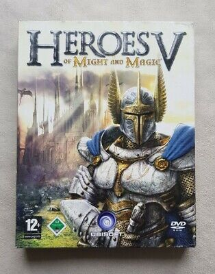 Heroes Of Might And Magic 5 BIG BOX | PC