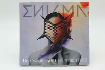 Enigma - Love Sensuality Devotion: Greatest Hits & Remixes | CD