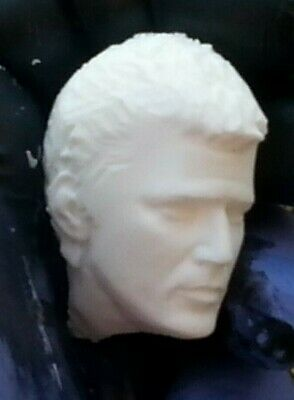 Mad Max Road Warrior Mel Gibson head 1/6 scale