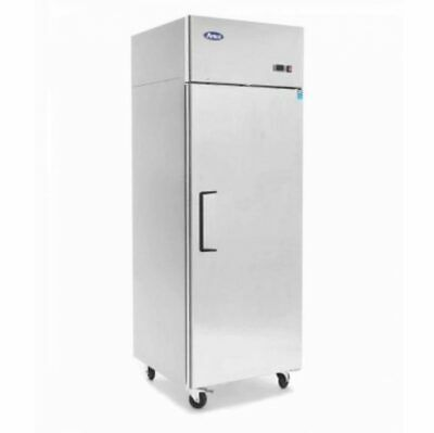 Commercial Fridge Single Stainless Upright Chiller Atosa YBF9206