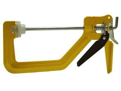 """Roughneck ROU38010 TurboClamp™ One-Handed Trigger Operated Speed Clamp 150mm 6"""""""