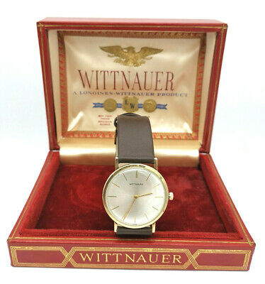 A. Longines-Wittnaue  made in USA Men's Watch
