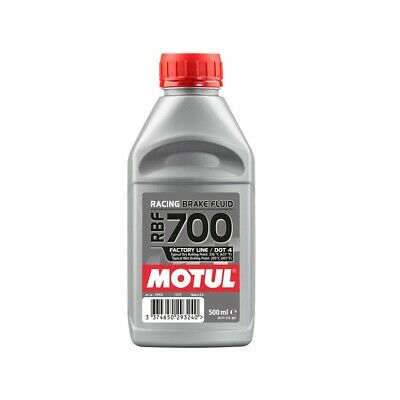 Motul Rbf 700 Racing Brake Fluid 0.5L 500Ml Rbf700