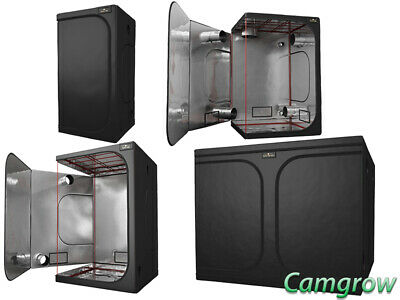 Black Orchid  Hydro-Box Proffensional Grow Tents / Grow Room Hydroponics
