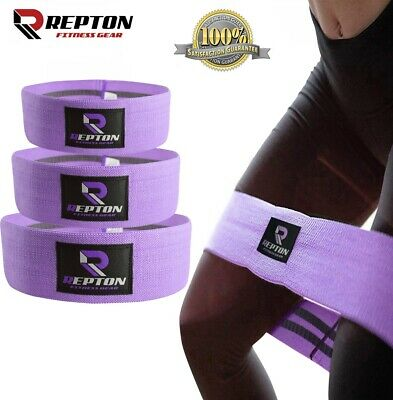 Booty Band NonSlip HIP CIRCLE Glute Resistance Bands Leg Squat Exercise Strength