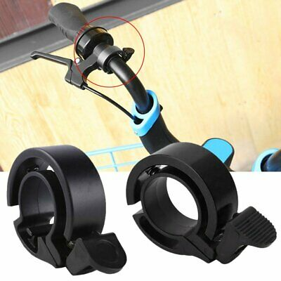 90db Loud Mini Invisible Bike Bicycle Bell Handlebar Alloy Horn Alarm Ring TU