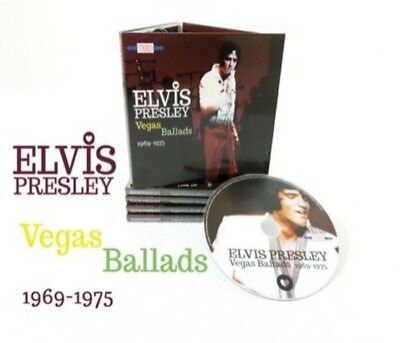 Elvis Presley - VEGAS BALLADS 1969 - 1975 - DigiPak CD - New & Sealed