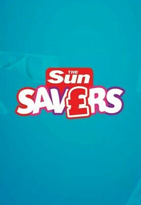 ** SUN SAVERS CODE - TUESDAY 18th JUNE 18/06/19 SHREK DUNGEON ODEON TICKETS **