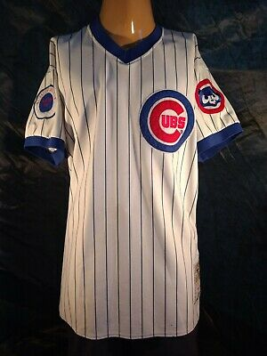 online store 39f13 3a95e NEW MITCHELL & Ness Chicago Cubs Ryne Sandberg Batting ...
