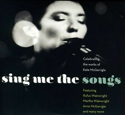 Sing Me The Songs: Celebrating The Works (2013, CD NEU)2 DISC SET