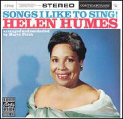 Songs I Like To Sing - Helen Humes (1991, CD NEU)