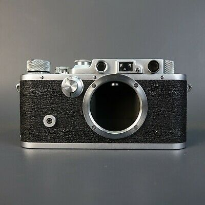 EXC+++!! Tower Type 3 Rangefinder Camera Japanese Leica clone No. 35396