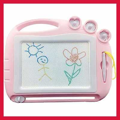Magnetic Drawing Board Travel Size Erasable Magna Doodle Sketching Writing Pad G
