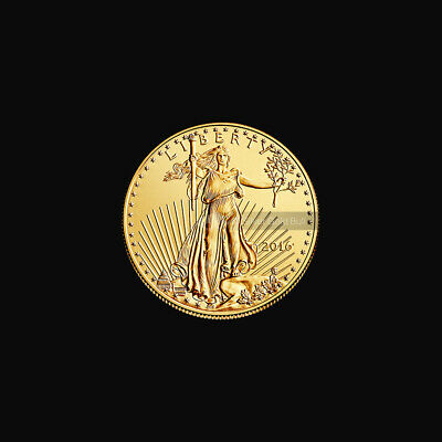 1/10 oz 2016 American Eagle Gold Coin