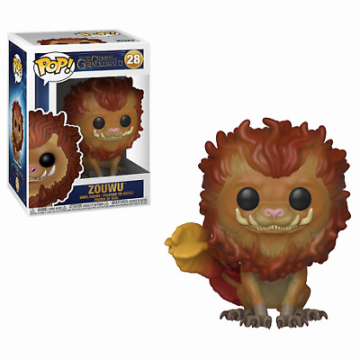 Funko POP! Fantastic Beasts 2 n 28 Zouwu