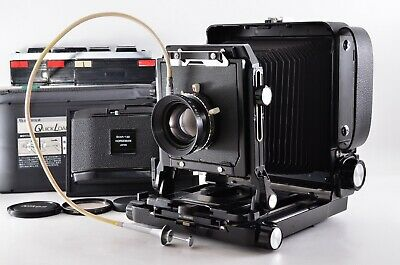 【N MINT】 Toyo Field 45A Large Format Film Camera Symmar S 150mm Lens From Japan