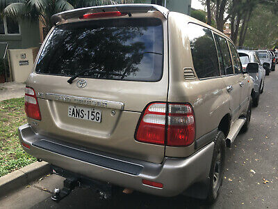 Toyota Landcruiser 100 Series GXL 150,000Kms 4.7 V8 Leather Upgrade - One Owner