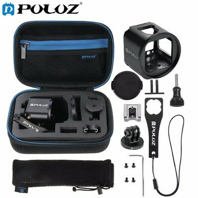 PULUZ 14 in 1 Aluminum Cage + Case Accessory Bundles for GoPro HERO5/ 4 Session