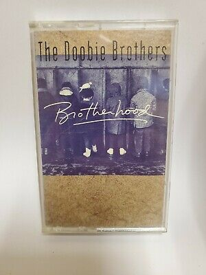 The Doobie Brothers Brotherhood Cassette Tape