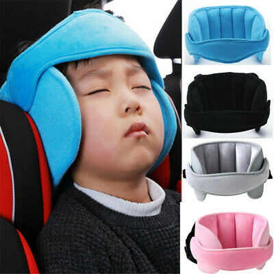 Baby Child Head Support Stroller Buggy Pram Seat Belt Car Sleep Safety Strap