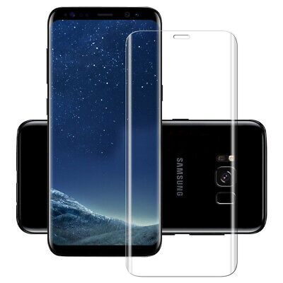 5D Samsung Galaxy S10 S9 S8 Plus S10e Note 9 8 Tempered Glass Screen Protector