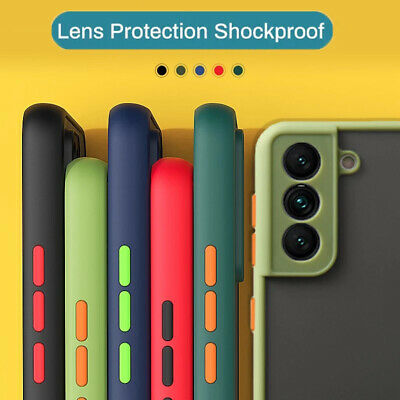 For Samsung Galaxy A70 A50 S10 Plus S9 Plating Silicone Hybrid Clear Case Cover