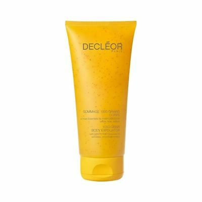 Decleor 1000 Grain Body Exfoliator 200ml for Her, NEW Body Scrub