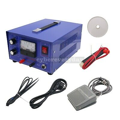 400W 50A Jewelry Laser Welding Machine Mini Spot Welder Machine-110V/220V#SZ#
