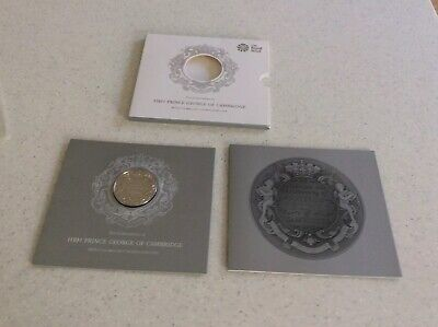2013 £5 UK Brilliant Uncirculated Coin.