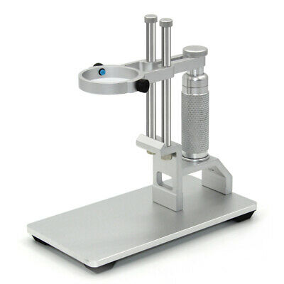 Digital Microscope Aluminum Alloy Lift Stand Adjustable Microscope Arm Stage