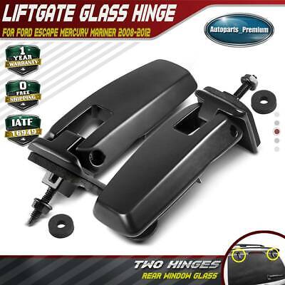 2 Window Liftgate Glass Hinge For Ford Escape Mercury Mariner 08-12 8L8Z78420A68