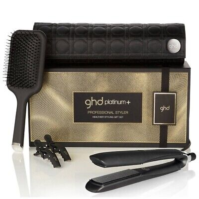 ghd Smooth Styling Gift Set With ghd Gold Styler UK.