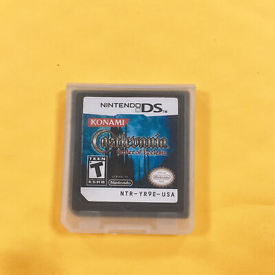 Castlevania Order of Ecclesia for Nintendo DS NDS NDSi NDS Lite NDSLL