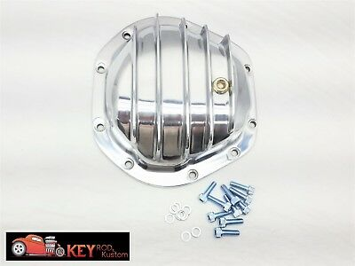 POLISHED ALUMINUM DIFFERENTIAL Cover Dana 44 Rear Axle Jeep