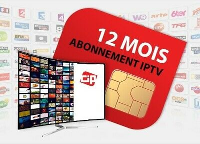 1 YEAR IPTV SUBSCRIPTION , Android BOX, SmartTV, M3U MAG250/254/256 5000ch VOD
