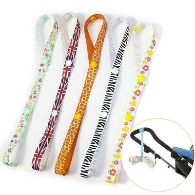 Baby Pacifier Clip Chain Dummy Pacifiers Leash Strap Beads Teether Toy VQPTH